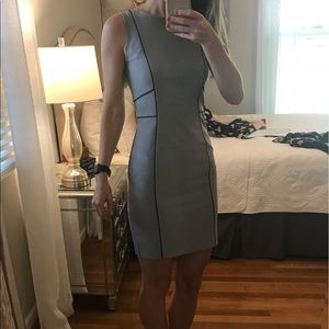NWOT Gray H&M dress